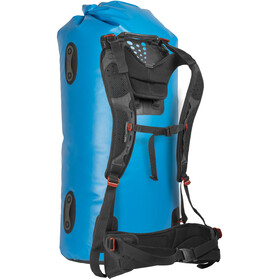 Sea to Summit Hydraulic Dry Pack with Harness 90l blue
